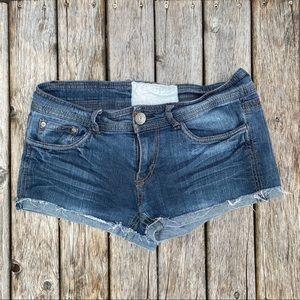 Dollhouse Jean Shorts